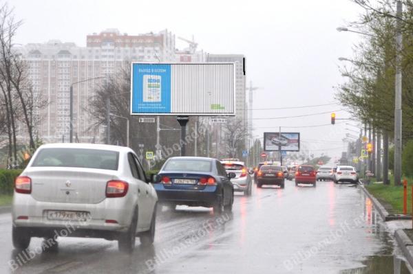 Еременко ул. 85Б-1 (разд. полоса) на Левенцовку