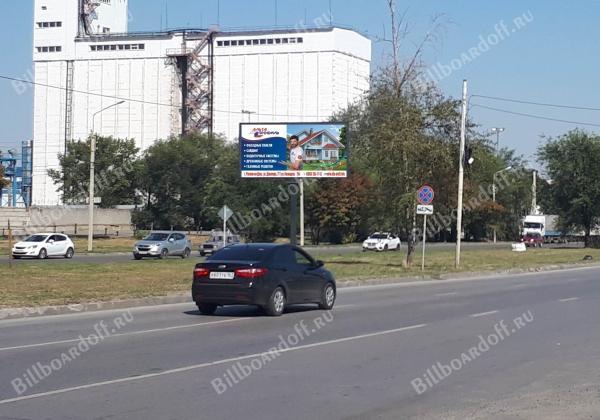Доватора ул. 259 / Маршала Жукова ул. (на раздель-ной полосе)