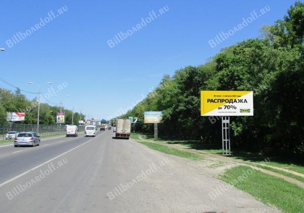Аксайский пр. км 1+130м (выезд из Ростова)
