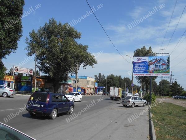 Троллейбусная ул. 16В / Орская ул. 1А (через дорогу)
