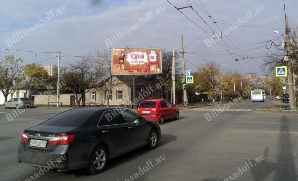 Фурмановская ул. 113 - Ольховский пер. 47