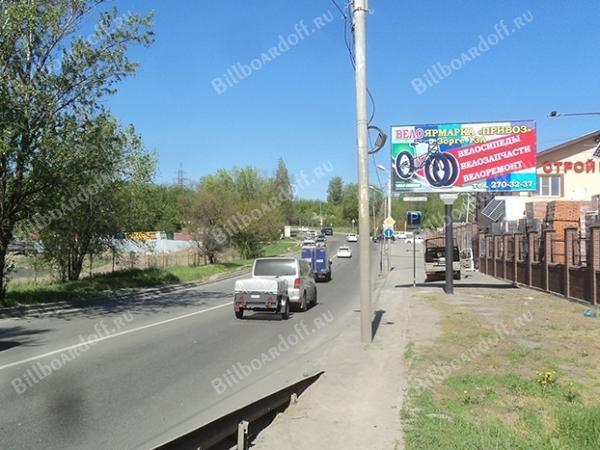 Змиевский проезд пр-кт 18 (в 20 м от конца дома по ходу движения)