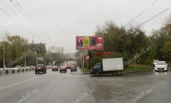 Нагибина М. пр-кт / Нансена ул. 127 (в 50 м от моста)
