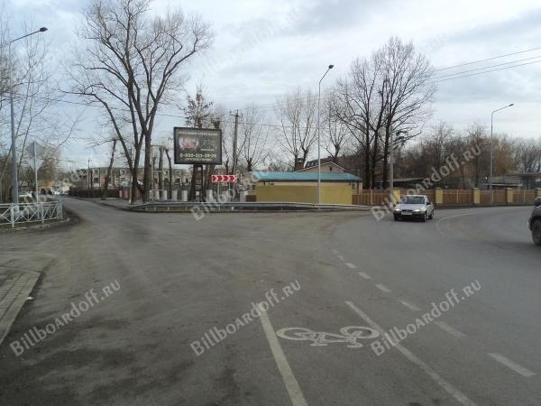 Левобережная ул. 99 (через дорогу)