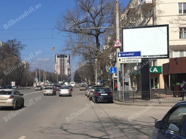 Буденновский пр-кт / Козлова ул. из центра