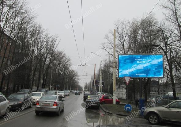 Ларина ул. 28 (через дорогу)