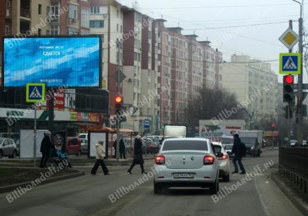 2-я Краснодарская 78 - Дружбы бульвар