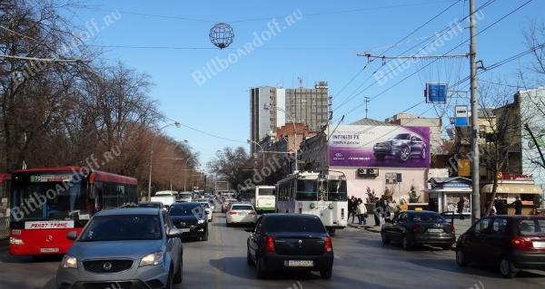 Большая Садовая ул. 176 к Театральной пл.