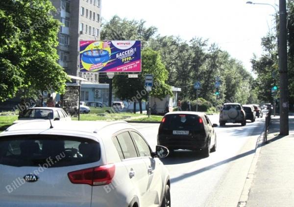 2-я Краснодарская ул. 147Б - Города Ле-Ман ул.