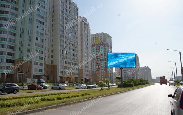 Еременко ул. 101 (разд. полоса) к Малиновского