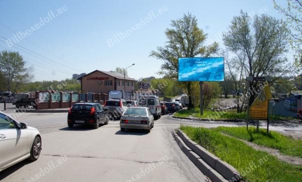 Змиевский проезд проспект / Донподход ул.