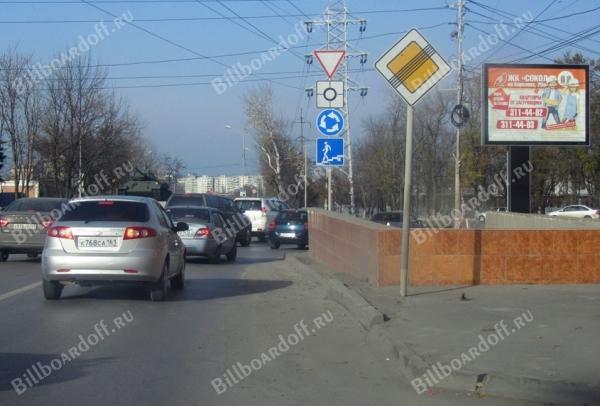 Театральный проспект 348/60А — Текучёва ул.