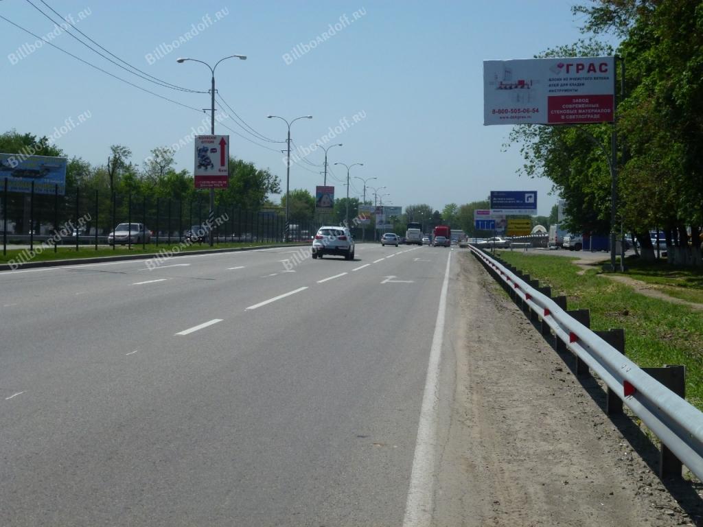 Аксайский проспект 1 км +900м