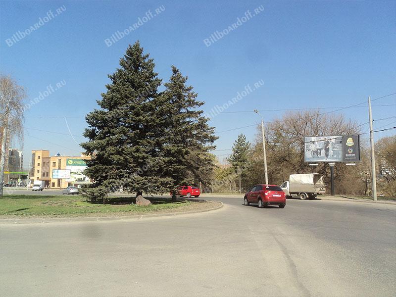 Ольховский пер. 66 / Евдокимова ул. 126 (через дорогу, позиция 1 в сторону пр-кт Космонавтов)