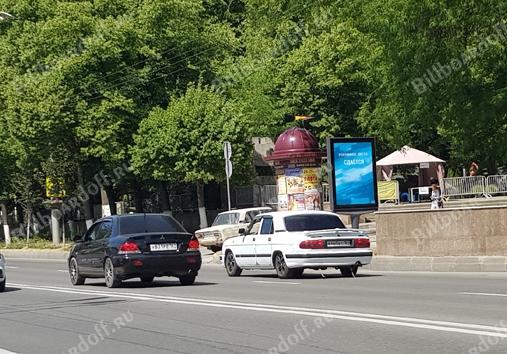 Большая Садовая ул. 176А / Нахичеванский пер.