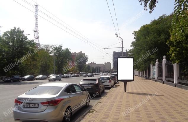 Советская ул. 63 (в 50 м от перекрестка с Каяни ул.)