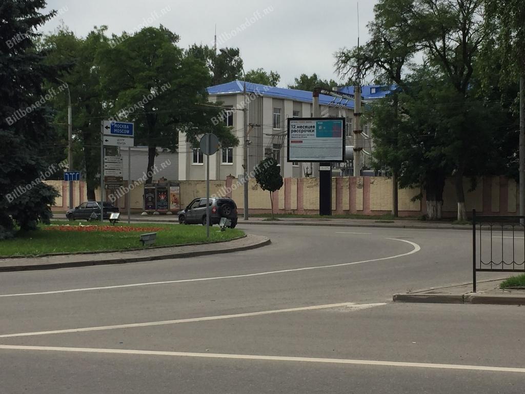 Шолохова пр-кт 1 - Театральный пр-кт