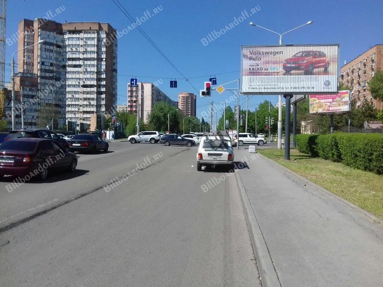 Комарова б-р -Добровольского ул. (г/м Окей поз.3)
