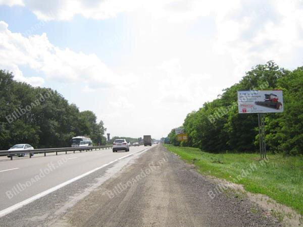 Трасса М-4 1045 км+500 м (Аксайский район)
