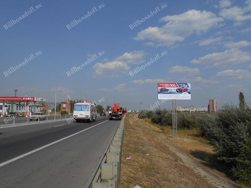 Западный подъезд к Ростову 7 км+550 м справа