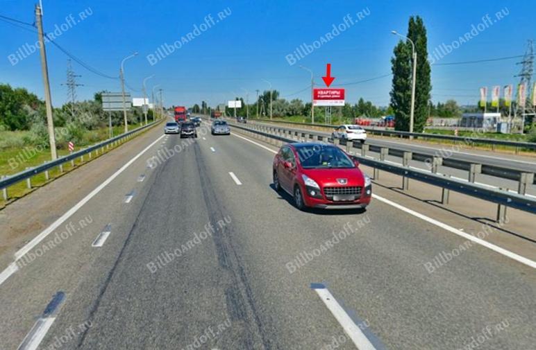 Южный подъезд к г. Ростов-на-Дону 8 км+150 м слева по ходу километража